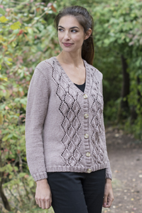Ellie Cardigan Free Knitting Pattern