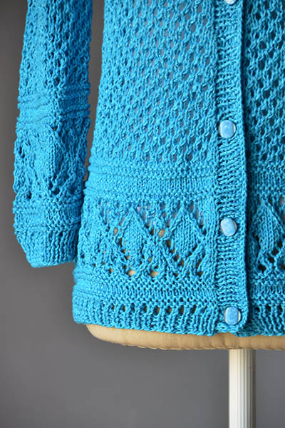 Kaye Cardigan Free Knitting Pattern