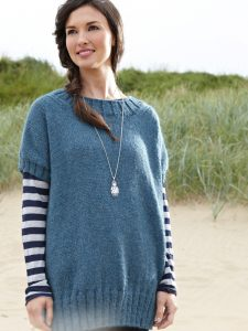 Miski Sweater Free Download Knitting Pattern