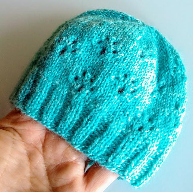 Snakes n' Snails Newborn Baby Hat Knit Pattern Free