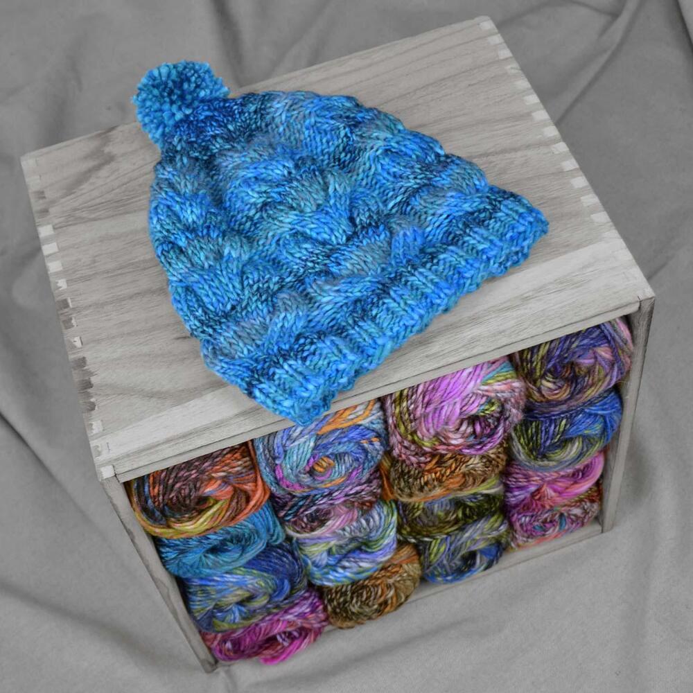 Knitting Pattern Free To Download : Aspen Cap Free Download Knit Hat Pattern ? Knitting Bee