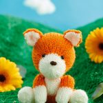 Finley Fox Free Knitting Pattern