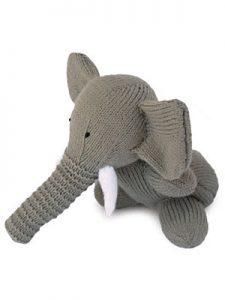 free elephant knitting patterns