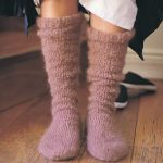Indulgence Socks Free Knitting Pattern