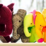 Knit and Elephant Free Knitting Pattern