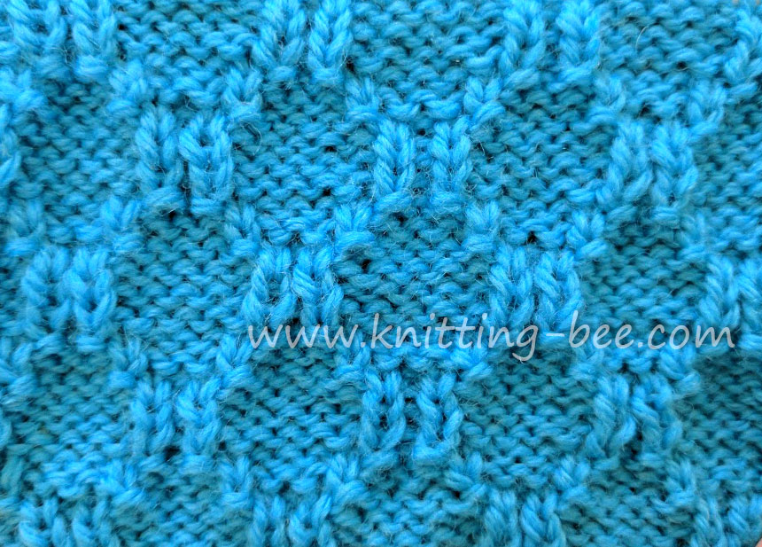 Knit and Purl Rings Free Knitting Stitch http://www.knitting-bee.com/knitting-stitch-library/knit-purl-combinations/knit-purl-rings-free-knitting-stitch