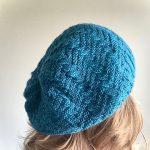 Moving UP Free Hat Knitting Pattern