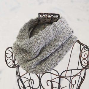 Naomi Cowl Free Knitting Pattern Download