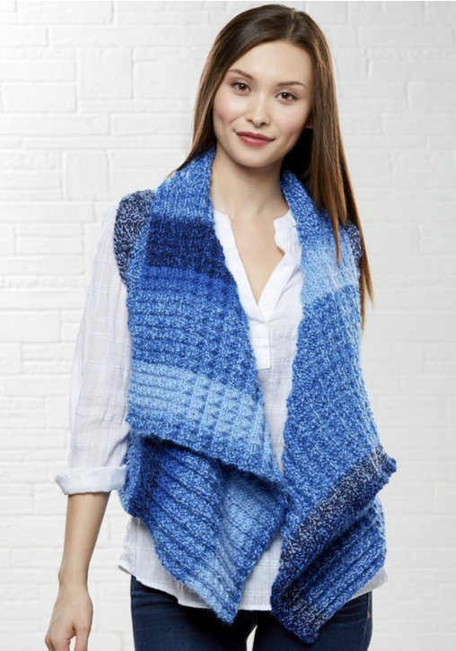 70+ Exciting Free Vest Knitting Patterns for Winter and ...