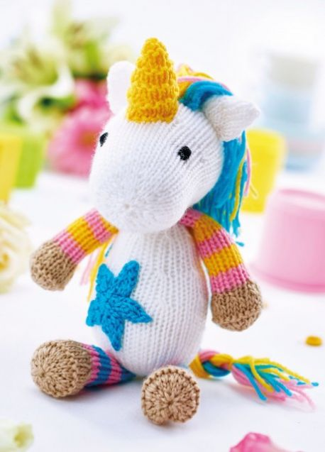 Free Unicorn Knitting Patterns Patterns Knitting Bee 3 Free