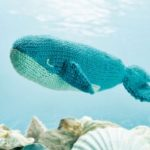 Wendy Whale Free Animal Knitting Pattern. Free whale knitting pattern to download for free!