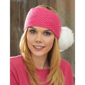 free beginner headband knitting pattern