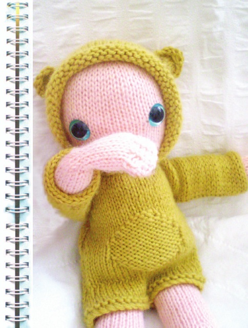 Free Knitted Baby Toy Pattern ? Knitting Bee