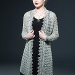 Aria Lace Cardigan Free Knitting Pattern