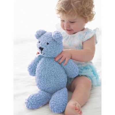 Bernat Pippy Bear Free Teddy Bear Knitting Pattern Knitting Bee