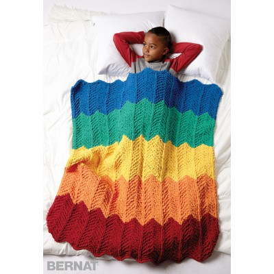 Free free ripple stitch baby blanket knitting patterns Patterns ? Knitting Be...