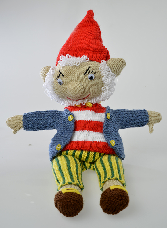 Big Ears Free Toy Knitting Pattern