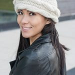 Bulky Cable Brim Hat Free Knitting Pattern