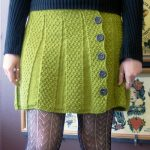 Carnaby Skirt Free Women's Knitting Pattern