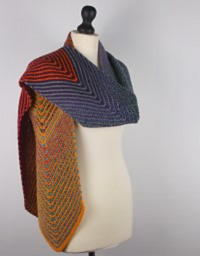 Cascade scarf 13 free knitting pattern