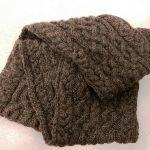 Cecils Cabled Cowl Free Knitting Pattern