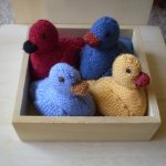 Ducks Free Knitting Patterns