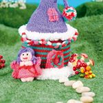 Fairy House Free Knitting Pattern