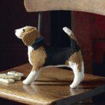 Free Beagle Dog Knitting Pattern