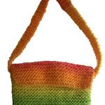 Garter Stitch Purse Free Beginner Knitting Pattern
