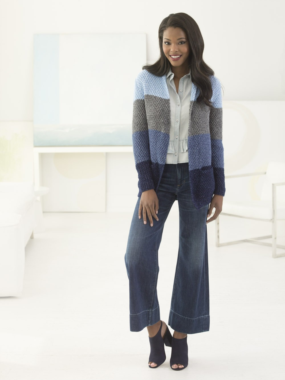 High Fashion Knitting : High fashion knitting patterns