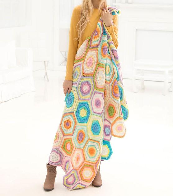 How To Knit A Charleston Garden Blanket Free Knitting Pattern