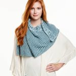 How To Knit A Mosaic Shawl Free Pattern