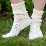 Julie Lace Socks Free Knitting Pattern