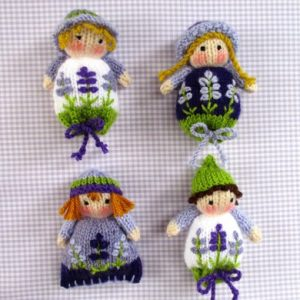 free Doll Knitting Patterns