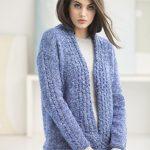 Lille Cardigan Free Knitting Pattern