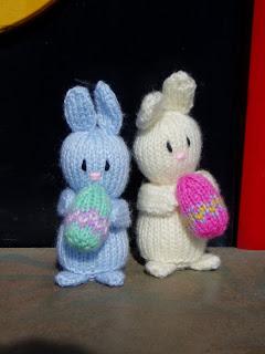 Little Easter Bunny Free Pattern