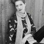 Lynnhaven Lace Hearts Scarf Free Knitting Pattern