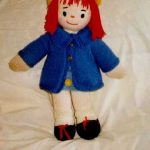 Madeline Look-a-like Doll Free Knitting Pattern