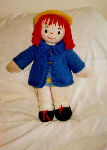 Madeline Look A Like Doll Free Knitting Pattern Knitting Bee