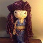 Mermaid Free Knitting Pattern