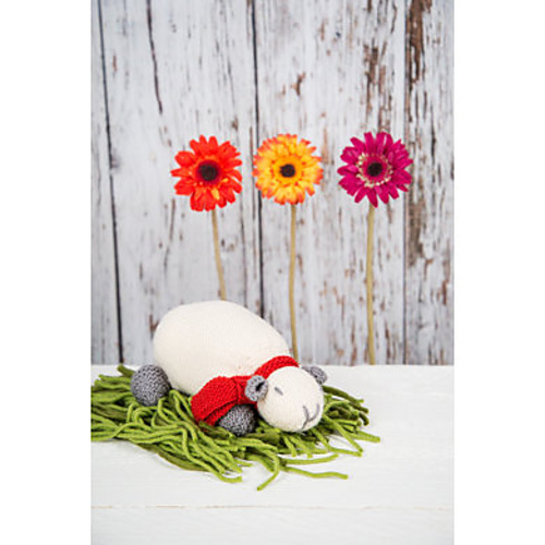 Milly The Sheep Free Knitting Pattern