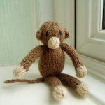 Mini Monkey Free Knitting Pattern Download