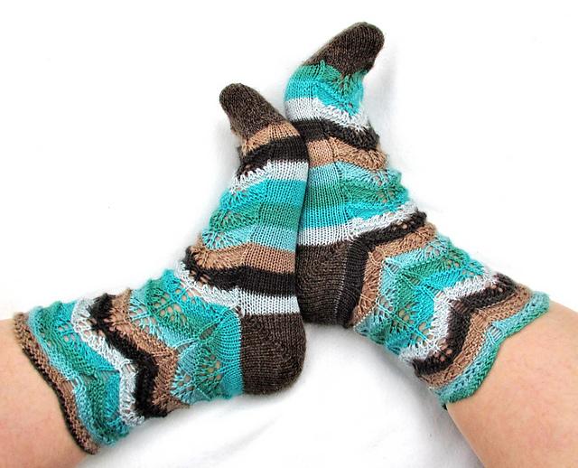 Ni Julep Free Sock Knitting Patterns