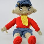 Noddy Toy Free Knitting Pattern