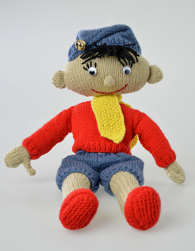 Noddy Toy Free Knitting Pattern Knitting Bee