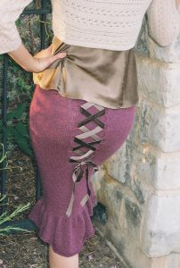 Free Pencil Skirt Knitting Pattern