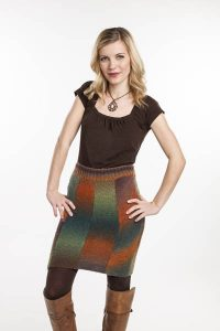 Pencil Skirt Knitting Patterns free