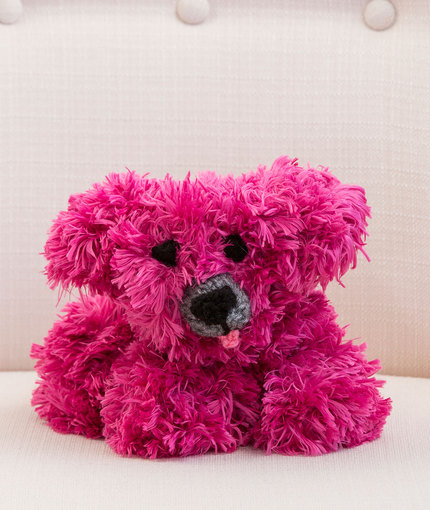 Free Toy Dog Knitting Patterns