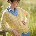Sanibel Cardigan Free Knitting Pattern