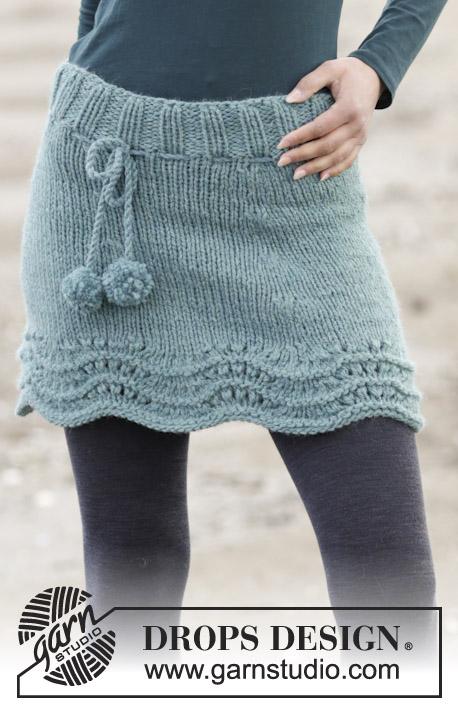 Free Lace Skirt Knitting Patterns Patterns Knitting Bee 4 Free